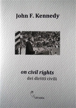 On civil rights-dei diritti civili. Ediz. bilingue