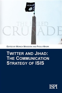 Image of Twitter and jihad. The communication strategy of ISIS