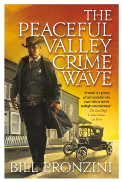 The Peaceful Valley Crime Wave