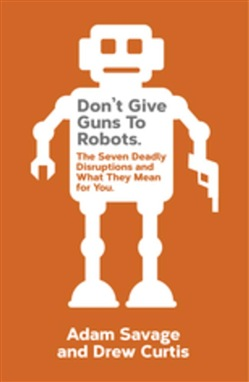Don't Give Guns to Robots