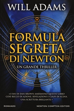 Image of La formula segreta di Newton - Will Adams