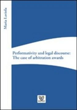Image of Performativity and legal discourse. The case of arbitration awards -