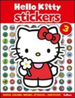 Hello Kitty. Stickers Vol. 3