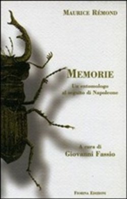 Image of Maurice Remond. Memorie - Giovanni Fassio