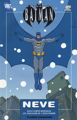 Neve. Le leggende di Batman. Vol. 7