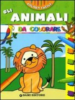 Gli animali da colorare