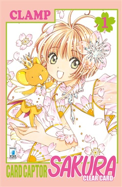 Card Captor Sakura. Clear card. Vol. 1