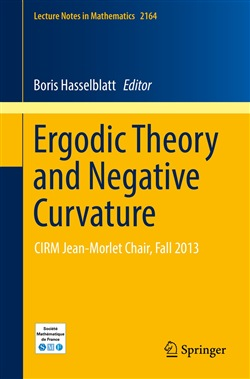Ergodic Theory and Negative Curvature