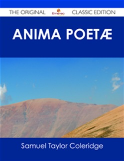 Anima Poetæ - The Original Classic Edition