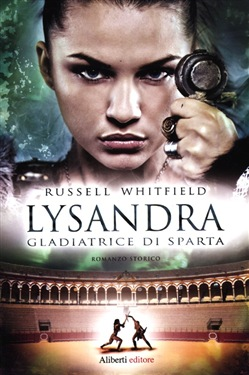 Image of Lysandra gladiatrice di Sparta - Russell Whitfield