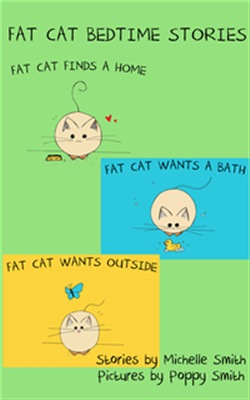 Fat Cat Bedtime Stories: Settle in and follow the adventures of Fat Cat