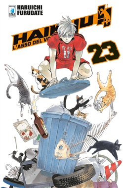 Haikyu!!. Vol. 23