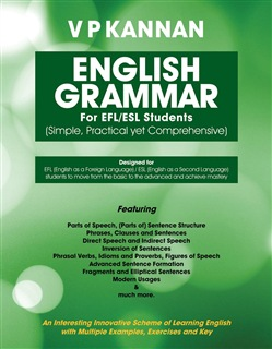 English Grammar For EFL/ESL Students (Simple, Practical yet Comprehensive)
