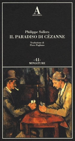 Image of I paradisi di Cezanne - Philippe Sollers