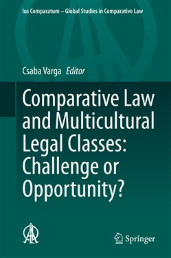 Comparative Law and Multicultural Legal Classes: Challenge or Opportunity?