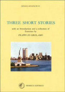 Image of Three short stories with an introduction and a collection of exercice
