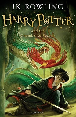 Image of Harry Potter and the Chamber of Secrets - J. K. Rowling
