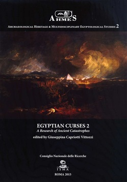 Image of Egyptian curses. A research of ancient catastrophes Vol. 2 - Salvator