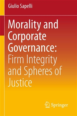 Morality and Corporate Governance: Firm Integrity and Spheres of Justice
