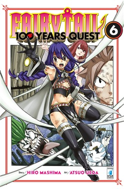 Fairy Tail. 100 years quest. Vol. 6