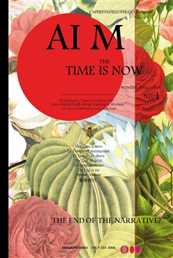 Image of AI M. The time is now. L'aperitivo illustrato. Ediz. inglese (2019).