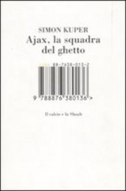 Image of Ajax, la squadra del ghetto - Simon Kuper