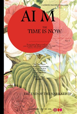 Image of AI M. The time is now. L'aperitivo illustrato. Ediz. inglese (2018).