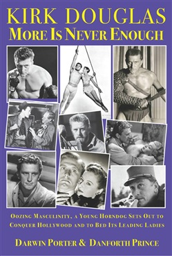 Kirk Douglas More Is Never Enough