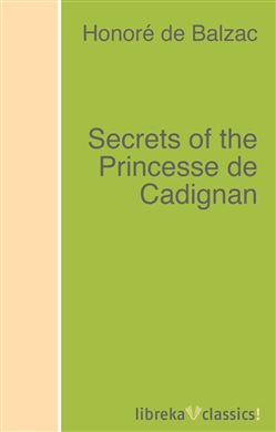 Secrets of the Princesse de Cadignan