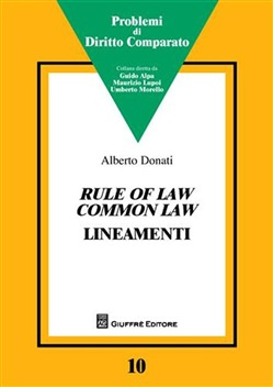 Rule of law common law. Lineamenti