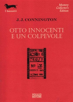 Image of Otto innocenti e un colpevole - J. J. Connington
