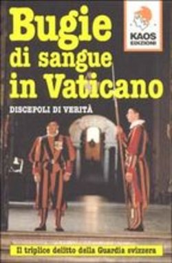 Bugie di sangue in Vaticano