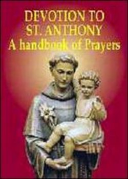 Image of Devotion to st. Anthony. A handbook of prayers
