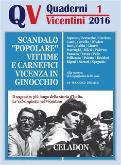 Image of Quaderni vicentini Vol. 1