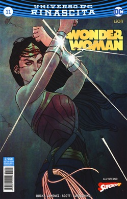 Rinascita. Wonder Woman. Vol. 11