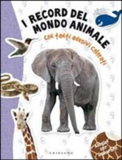 I record del mondo animale. Con stickers