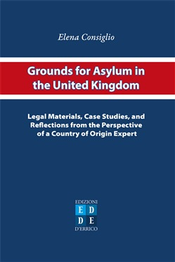 Image of Grounds for asylum in the United Kingdom. Legal materials, case studi