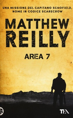 Image of Area 7 - Matthew Reilly