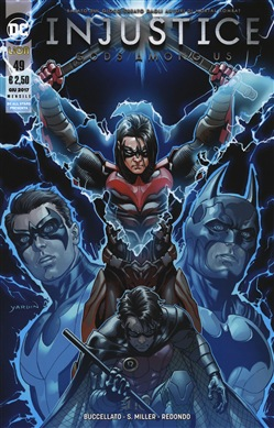 Image of Injustice. Gods among us. Vol. 49 - Mike Miller,Brian Buccellato,Xerm