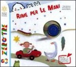 Rime per le mani. Con CD Audio