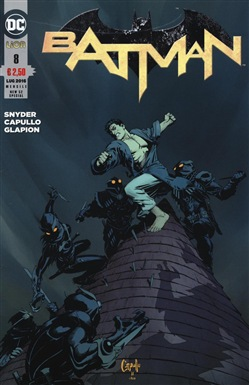 Image of Batman. Vol. 8 - Snyder Scott