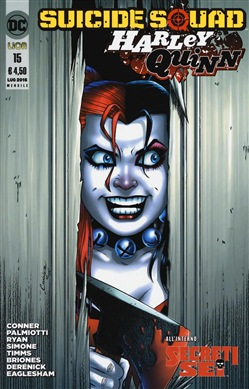 Image of Suicide Squad. Harley Quinn Vol. 15 - John Timms