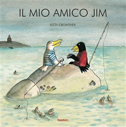 Image of Il mio amico Jim. Ediz. a colori - Kitty Crowther