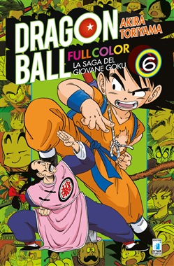Dragon Ball full color. La saga del giovane Goku. Vol. 6