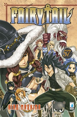 Fairy Tail. Vol. 57