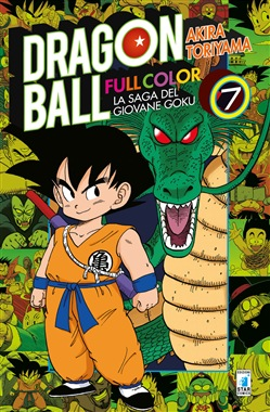 Dragon Ball full color. La saga del giovane Goku. Vol. 7