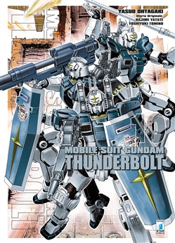 Gundam Thunderbolt. Vol. 10
