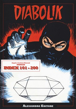 Image of Diabolik. Index 101-200