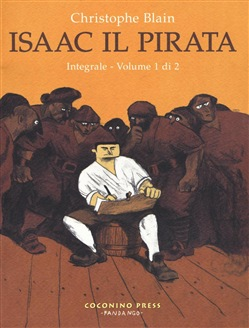 Isaac il pirata. L'integrale Vol. 1