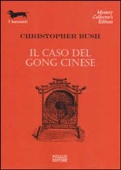 Image of Il caso del gong cinese - Christopher Bush